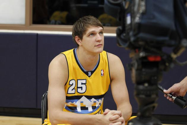 Might Heat Pursue Nuggets Center Mozgov?