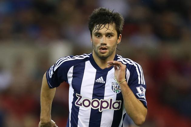 Claudio Yacob Could Return in West Brom's Derby with Aston Villa at the Weekend