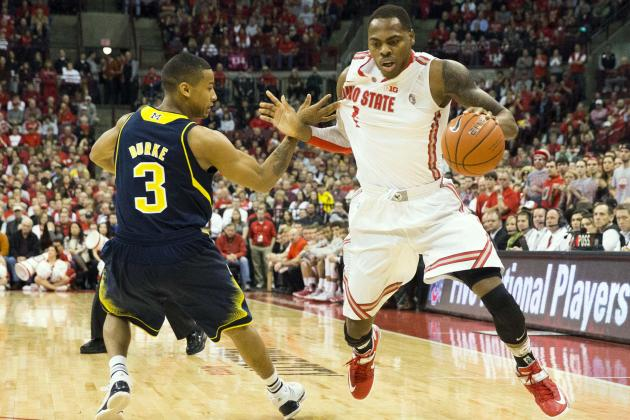 Ohio State's Thomas Is Co-Player of the Week