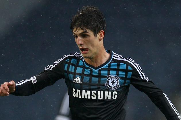 Chelsea Striker Lucas Piazon Has Joined Malaga on Loan for Rest of Season