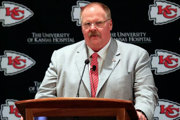 2013 NFL Draft: Kansas City Chiefs GM Says Team Will Draft Best Player Available