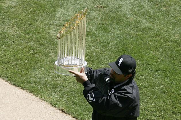 EBay: 2005 White Sox World Series Ring for Sale