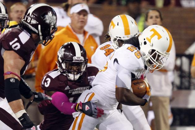 RB Quenshaun Watson No Longer with Team as Tennessee Releases Spring Roster