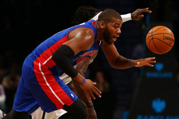 Detroit Pistons' Young Players Excited About the Chance to Play in London