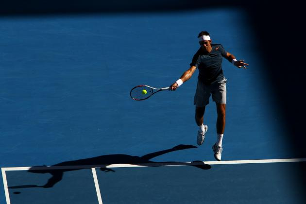 Australian Open 2013: Players Outside the Big 3 Who Will Challenge for Title