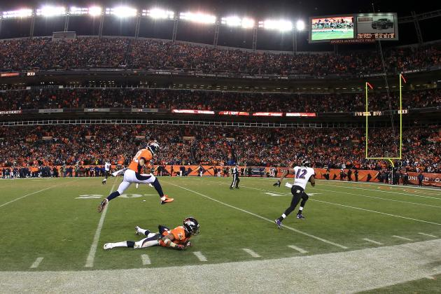 Breaking Down How Jacoby Jones Burned the Denver Broncos in Sunday's Win