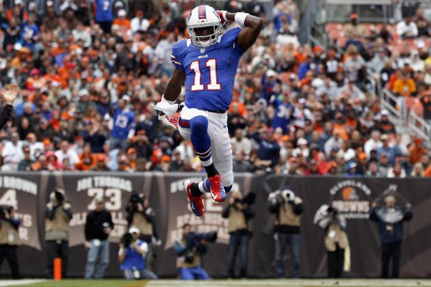 Did Bills WR T.J. Graham Live Up to Rookie Expectations in 2012?