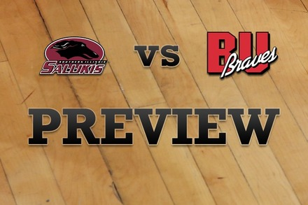 Southern Illinois vs. Bradley: Full Game Preview