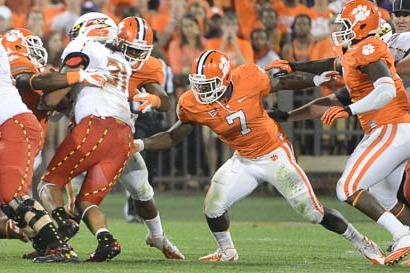 Dabo Says Steward's Year Not Wasted