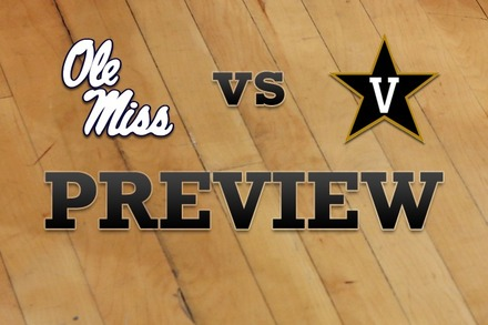 Mississippi vs. Vanderbilt: Full Game Preview