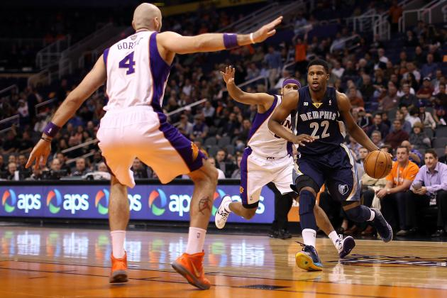 Phoenix Suns Need Rudy Gay, but Is Price Too High?