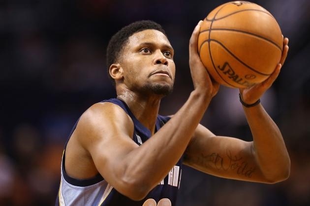 NBA Rumors: Latest Buzz Surrounding Rudy Gay, DeMarcus Cousins and More