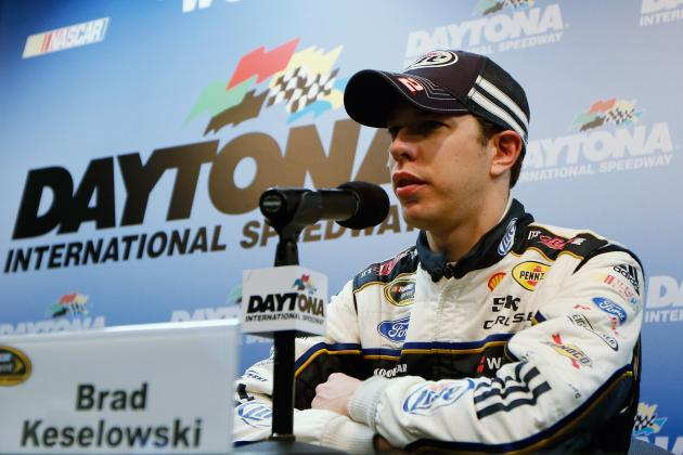 Keselowski to Serve as Guest DJ on Charlotte Radio