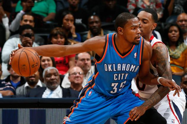 Kevin Durant: Will the Thunder's Star Win the MVP Award?