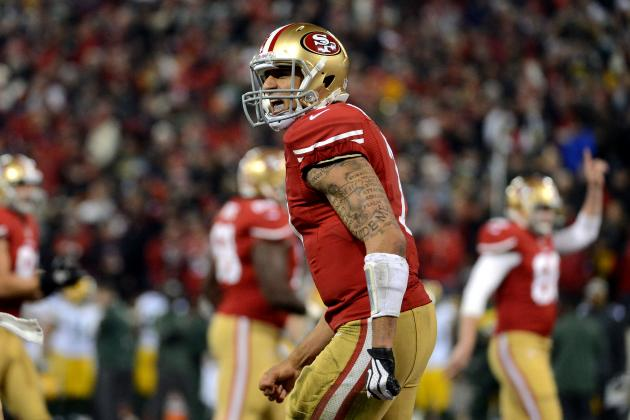 Colin Kaepernick: 49ers QB Will Dominate Against Suspect Falcons Defense