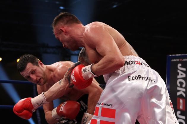 Carl Froch and Mikkel Kessler Set to Meet in Super-Middleweight Rematch