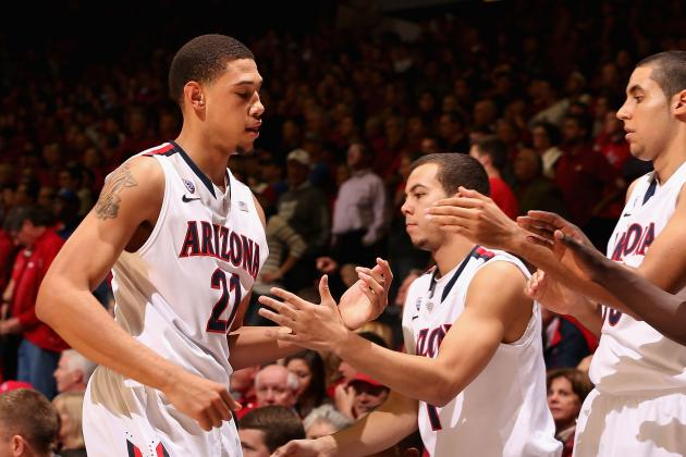 Arizona Basketball: Jerrett, Ashley Say Hello to Pac-12
