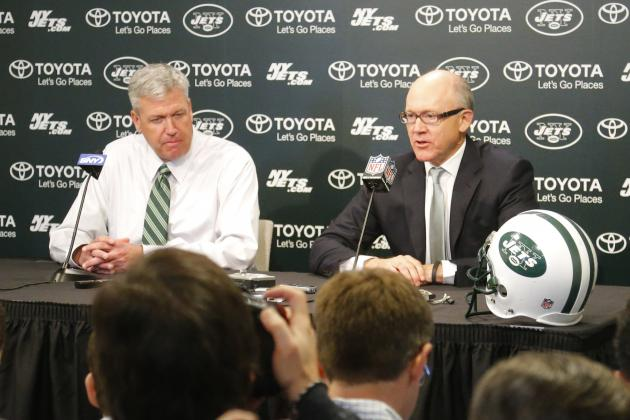 New York Jets Making the Right Move by Leaving Rex Ryan out of GM Search