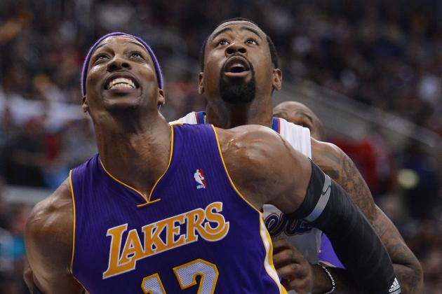 L.A. Lakers Need to Start Shopping Dwight Howard, Not Pau Gasol