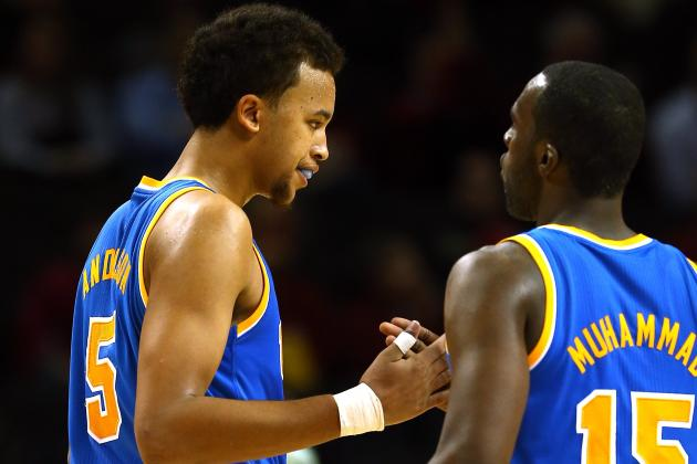 UCLA's Record Improves with Chemistry