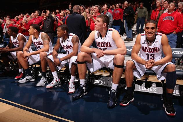 Developing Freshmen Key to Arizona Basketball's Progression
