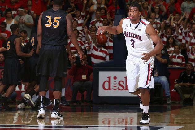 Pac-12 Basketball Power Rankings: Arizona Holds Number Three Spot