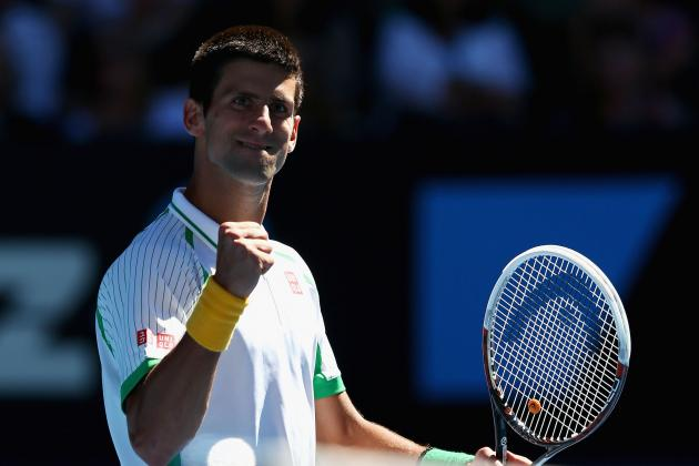 Australian Open 2013 Schedule: Day 3 TV Schedule, Matches and Bracket Guide