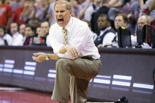 U-M Coach John Beilein: Big Ten Champ Could Finish with Six League Losses