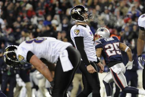 Ray Lewis and Baltimore Look to Exorcise Their New England Demons