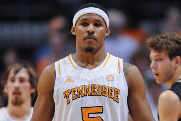 Jarnell Stokes, Rest of Vols Looking for Balance