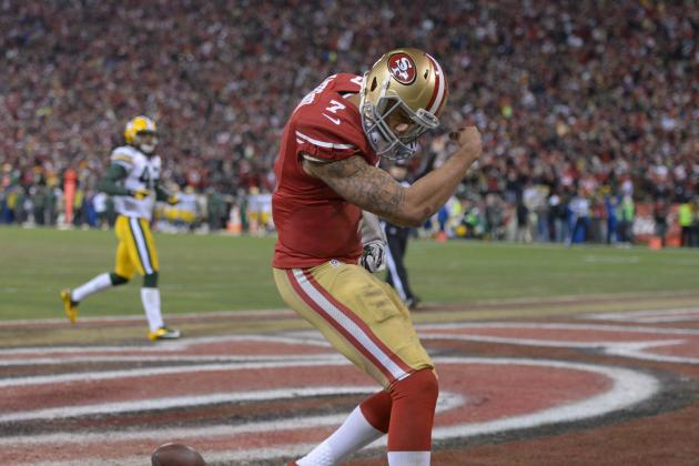 Breaking Down How Colin Kaepernick Dismantled the Packers Defense
