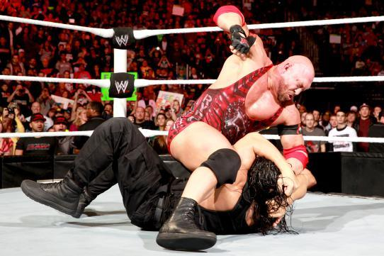 Ryback: Can He Escape the Shield and Finally Become the WWE Champion?