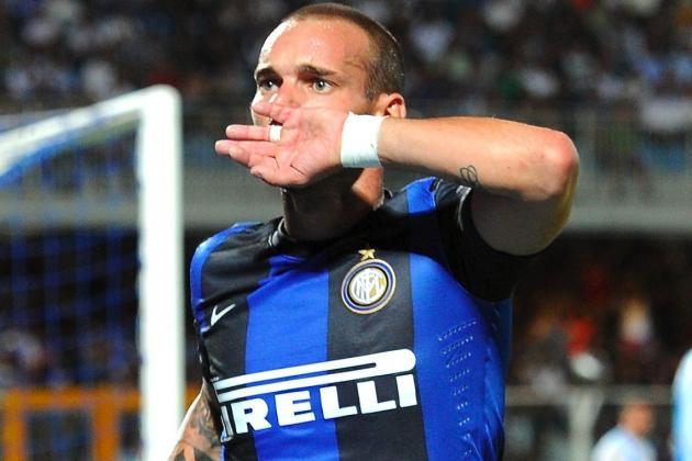 Inter: Why the Club Must Move Wesley Sneijder to the English Premier League