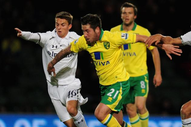 Jacob Butterfield Says He Is Leaving Norwich City on Loan Again