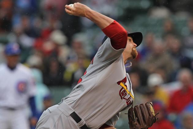 Kyle McClellan Has a Chance at Making Big League Team