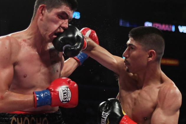 Breaking Down Mikey Garcia vs. Orlando Salido