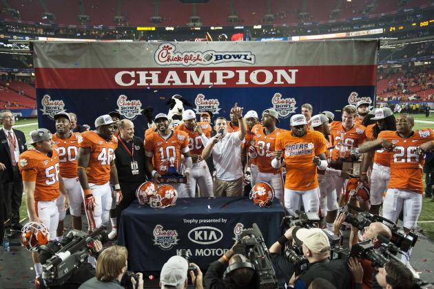 Swinney Optimistic About 2013