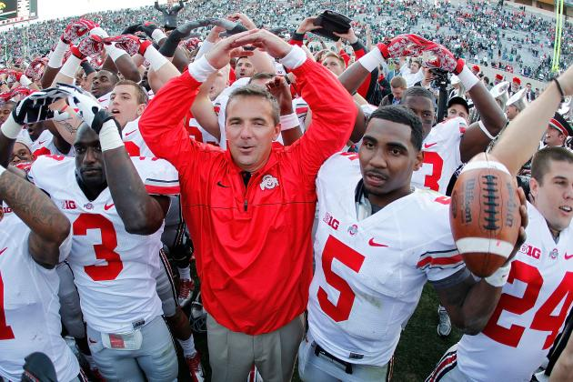 Ohio State Football Recruiting: 2013 Class Makes Buckeyes Big Ten Favorites