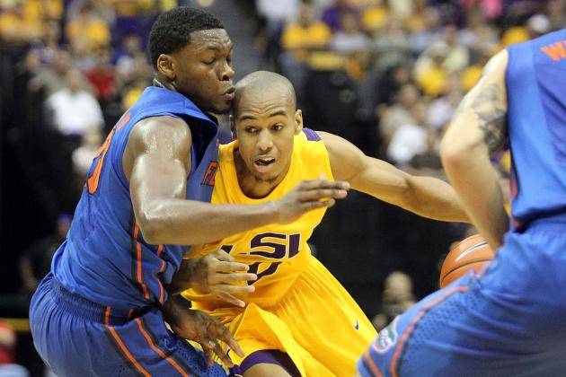 LSU Players Aren't Worried About Shooting Woes in Last Two Games