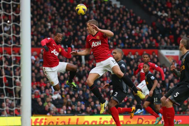 Manchester United 2-1 Liverpool: RVP & Vidic Steer United Past Rivals