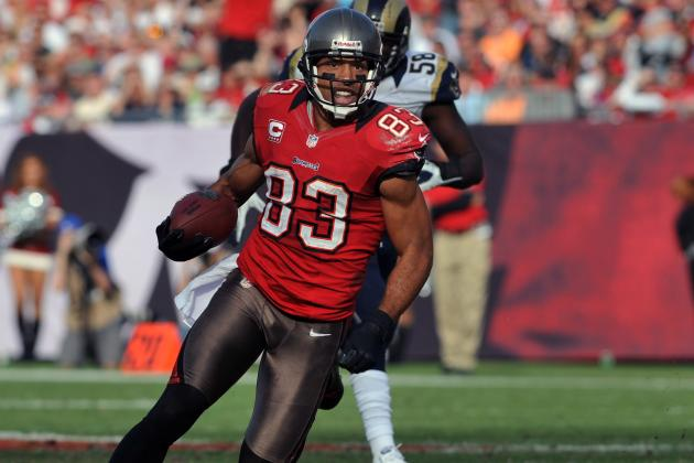 Pro Bowl Roster 2013: Injured Calvin Johnson Replaced by Vincent Jackson
