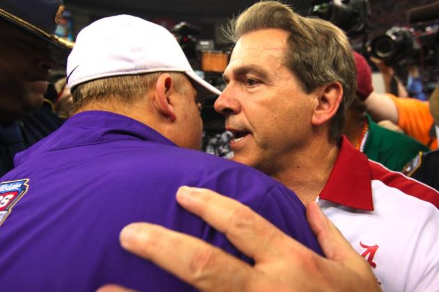 Nick Saban's so Good He Even Gets Recruits from Louisiana to Come to Alabama