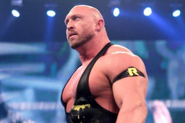 Ryback Will Never Be the Top Superstar in WWE