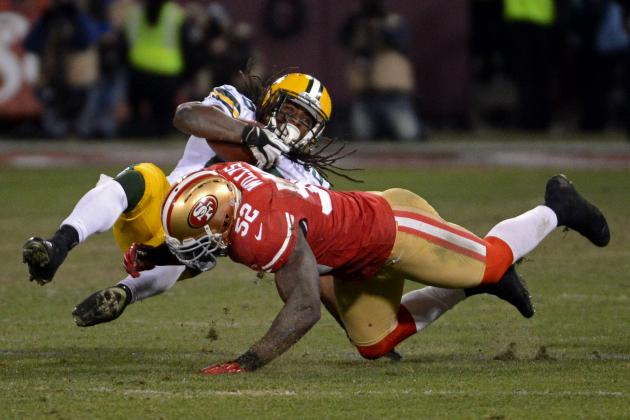 2012-13 NFL Playoffs: Conference Championship Fantasy Football DEF Rankings