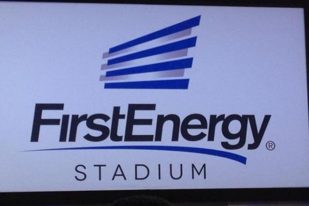 Browns Stadium Renamed 'FirstEnergy Stadium'