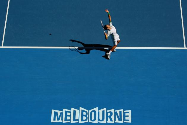 Australian Open 2013: Updated Betting Lines for Men's Singles Winner