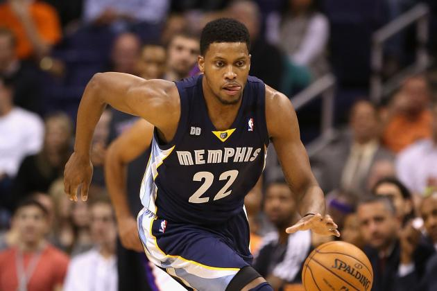 Would Mavericks Consider Rudy Gay Trade?
