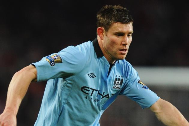 James Milner Is Coming of Age at Manchester City This Season