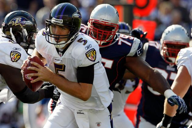 Ravens vs. Patriots: Matchups Baltimore Must Win to Pull Upset