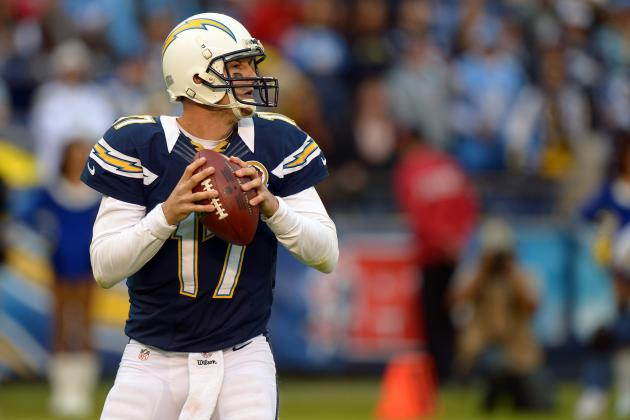 How Much Patience Should the Chargers Have with Philip Rivers in 2013?